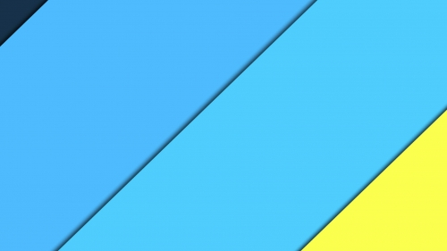 2017 Blue Color Material Design FHD Wallpaper 10