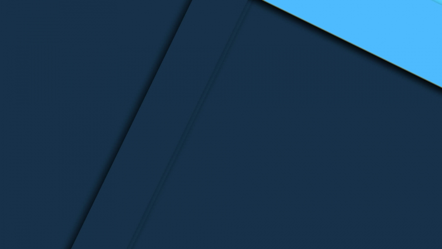 2017 Blue Color Material Design FHD Wallpaper 18