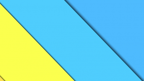 2017 Blue Color Material Design FHD Wallpaper 28
