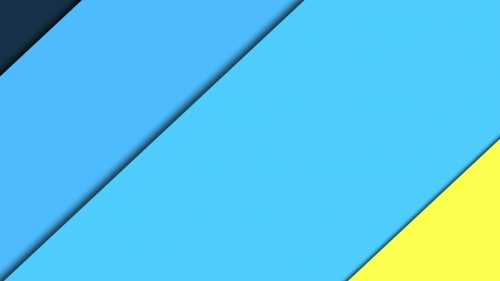 2017 Blue Color Material Design FHD Wallpaper 44