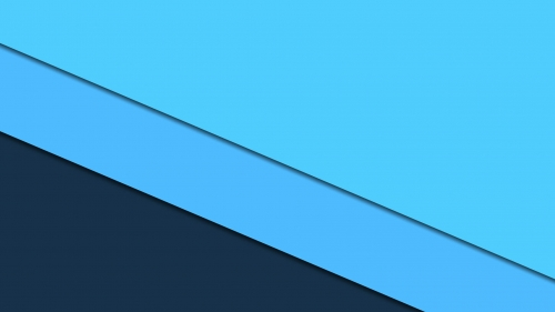 2017 Blue Color Material Design FHD Wallpaper 48
