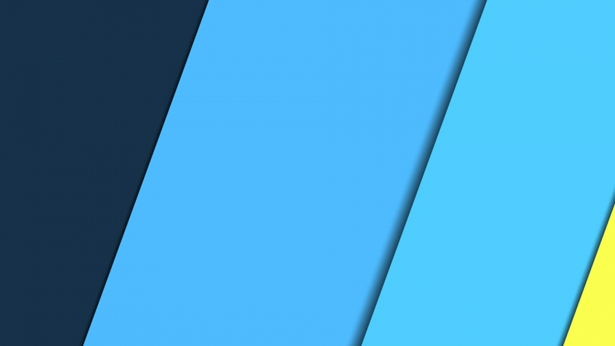 2017 Blue Color Material Design FHD Wallpaper 49