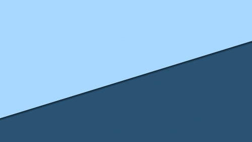 2017 Blue Color Material Design FHD Wallpaper 78