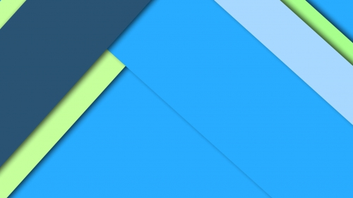 2017 Blue Color Material Design FHD Wallpaper 83