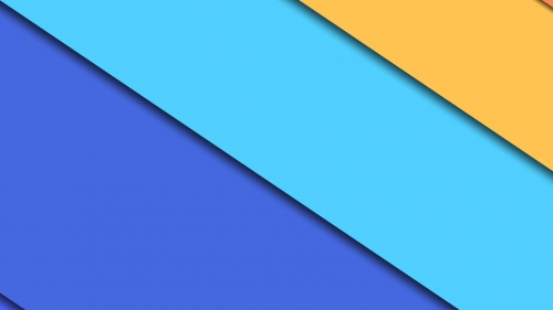 2017 Blue Color Material Design FHD Wallpaper 88