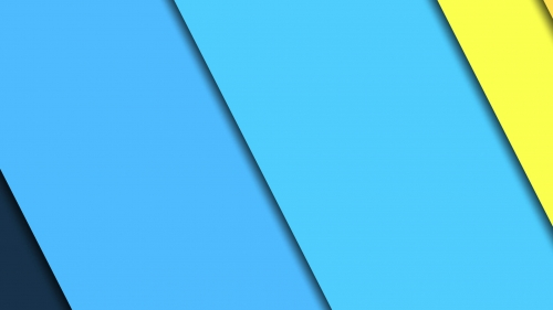 2017 Blue Color Material Design FHD Wallpaper 94