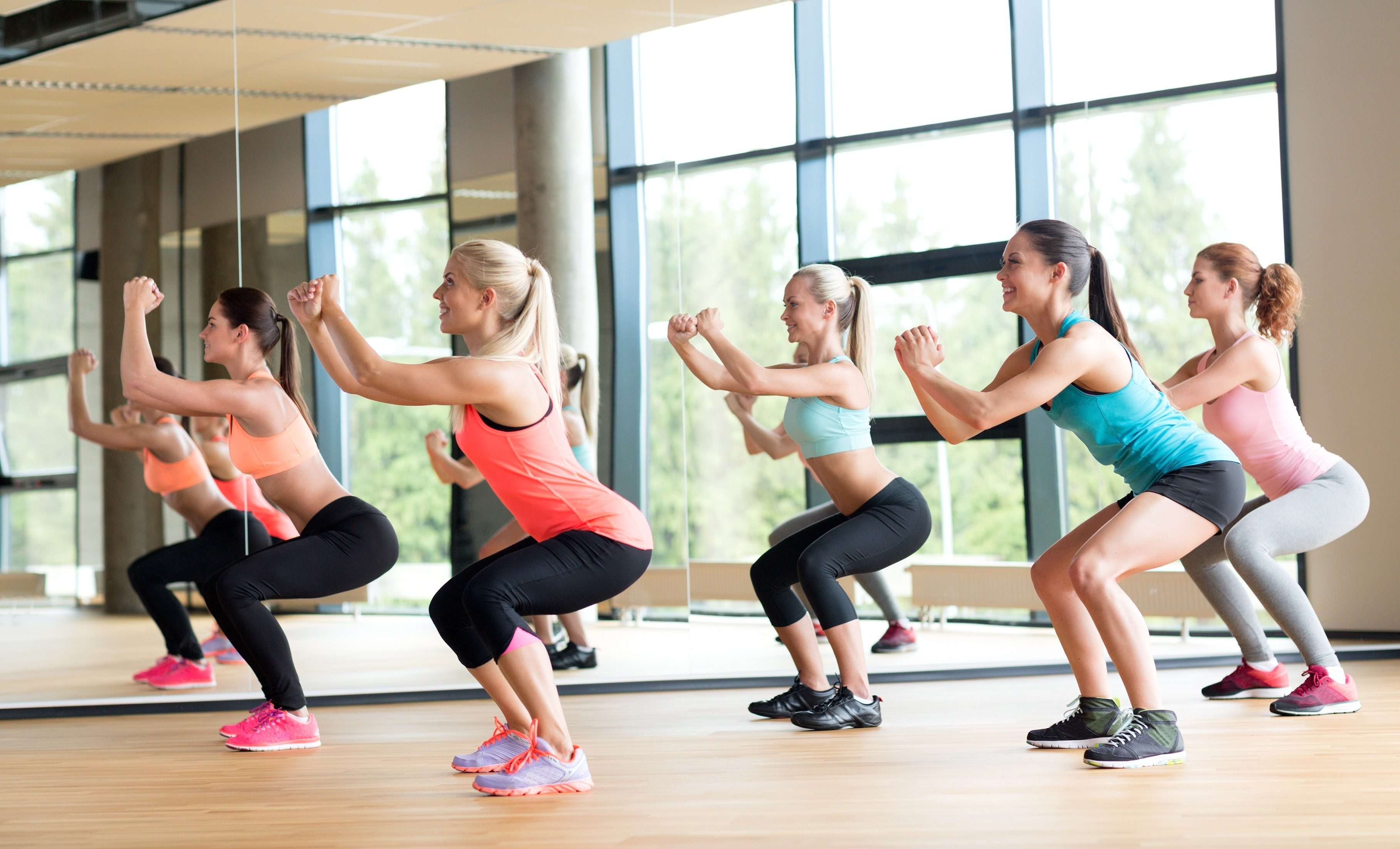 a group of women working out in the gym health hd wallpaper 3635x2204 wallpaper vactual papers. Black Bedroom Furniture Sets. Home Design Ideas