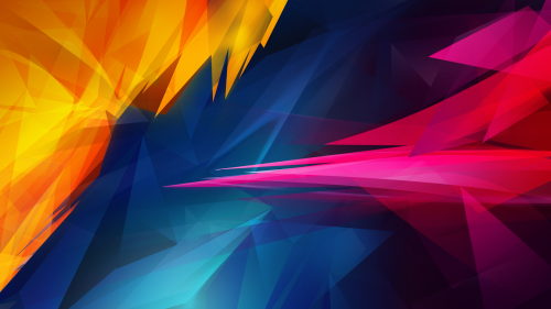 Abstract Color Renditions Abstract HD Wallpaper