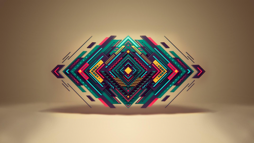 Abstract Design HD Wallpaper No. 3