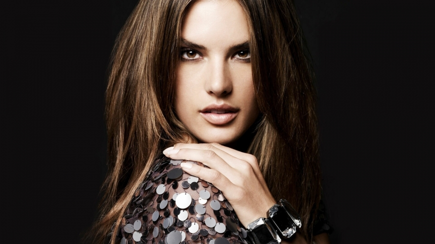 Alessandra Ambrosio Celebrity HD Wallpaper 5