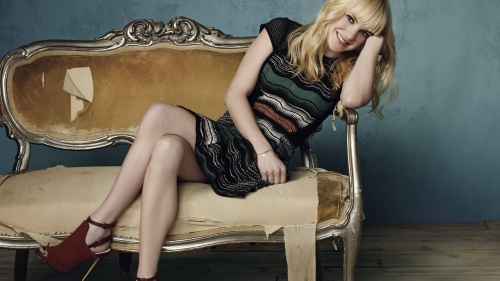 Anna Faris Hollywood Celebrity HD Wallpaper