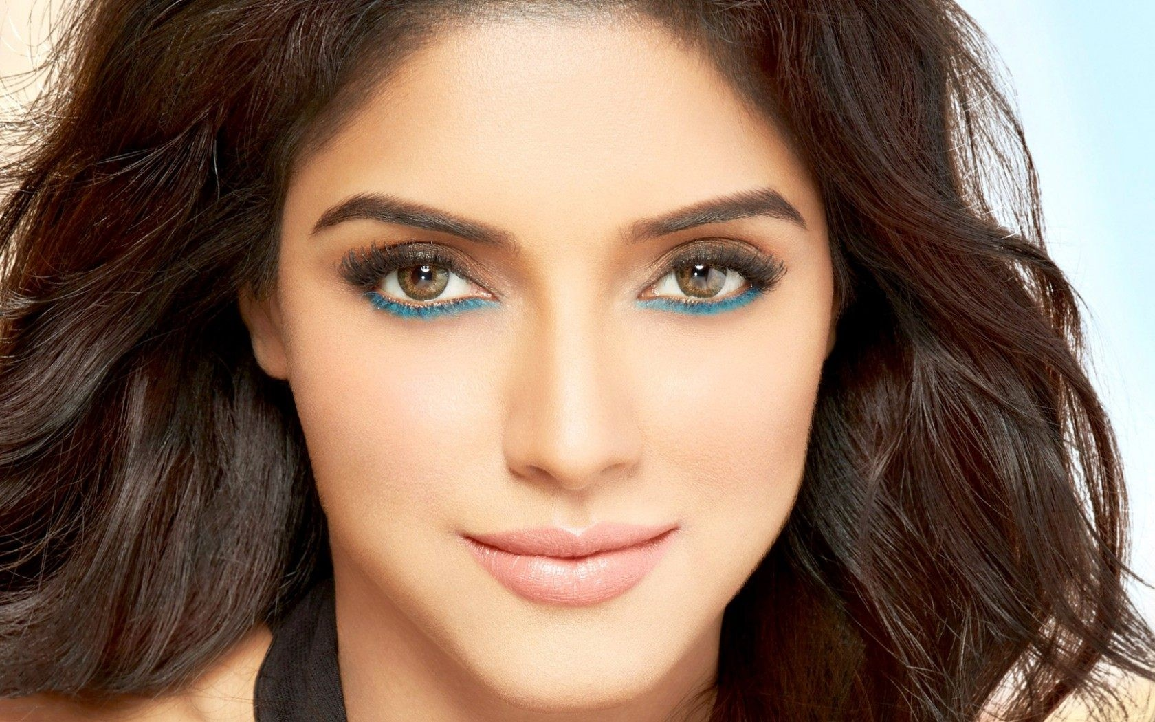 Asin Indian Bollywood Film Actress High Quality Wallpaper