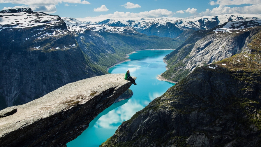 Beautiful Sights And Scenes Of Norway World Travel HD Wallpaper 13