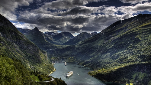 Beautiful Sights And Scenes Of Norway World Travel HD Wallpaper 21