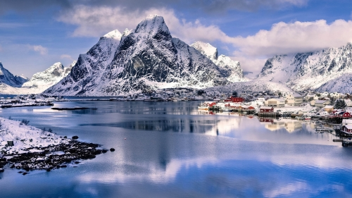 Beautiful Sights And Scenes Of Norway World Travel HD Wallpaper 22