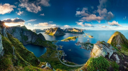 Beautiful Sights And Scenes Of Norway World Travel HD Wallpaper 30