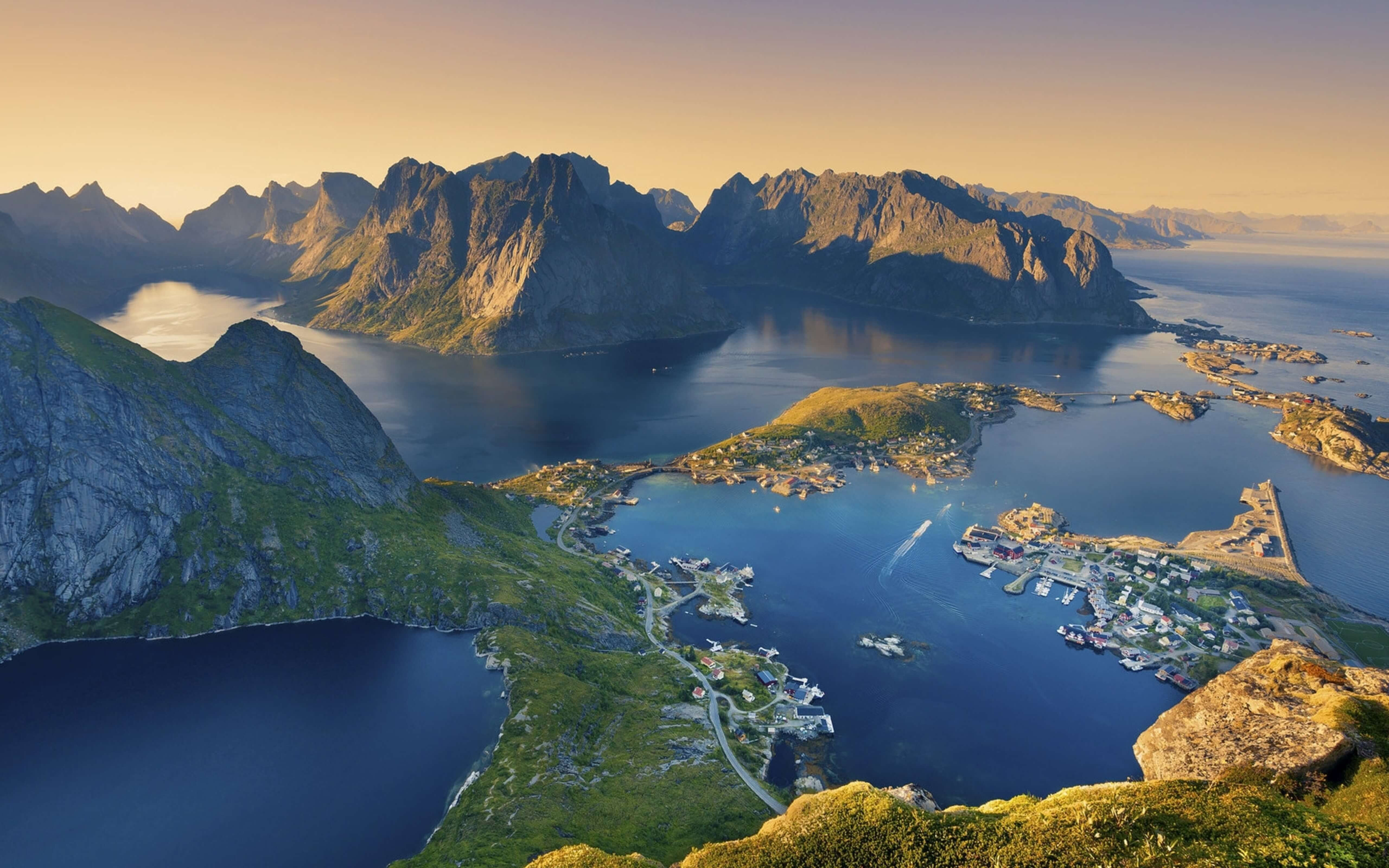 Beautiful Sights And Scenes Of Norway World Travel HD Wallpaper 5