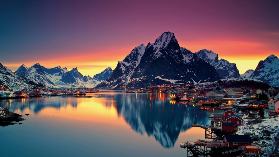 Beautiful Sights And Scenes Of Norway World Travel HD Wallpaper 7