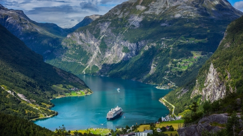 Beautiful Sights And Scenes Of Norway World Travel HD Wallpaper 8