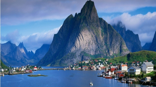 Beautiful Sights And Scenes Of Norway World Travel HD Wallpaper 9