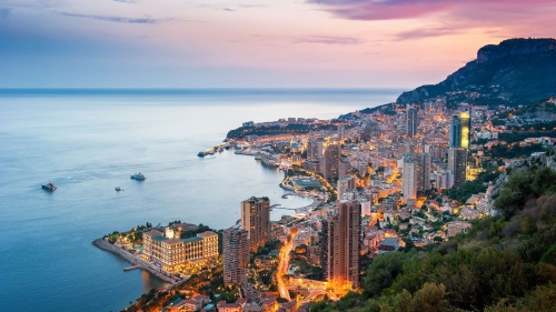 Beautiful Sights Of Monte Carlo HD Wallpaper 10