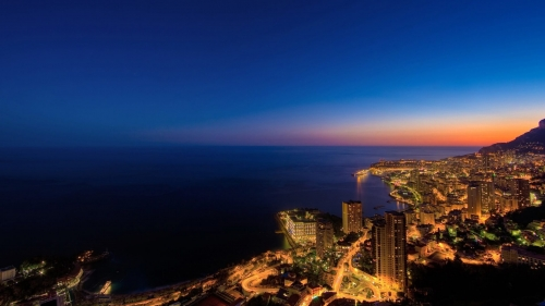 Beautiful Sights Of Monte Carlo HD Wallpaper 13