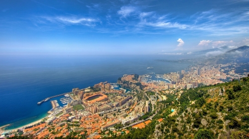 Beautiful Sights Of Monte Carlo HD Wallpaper 17