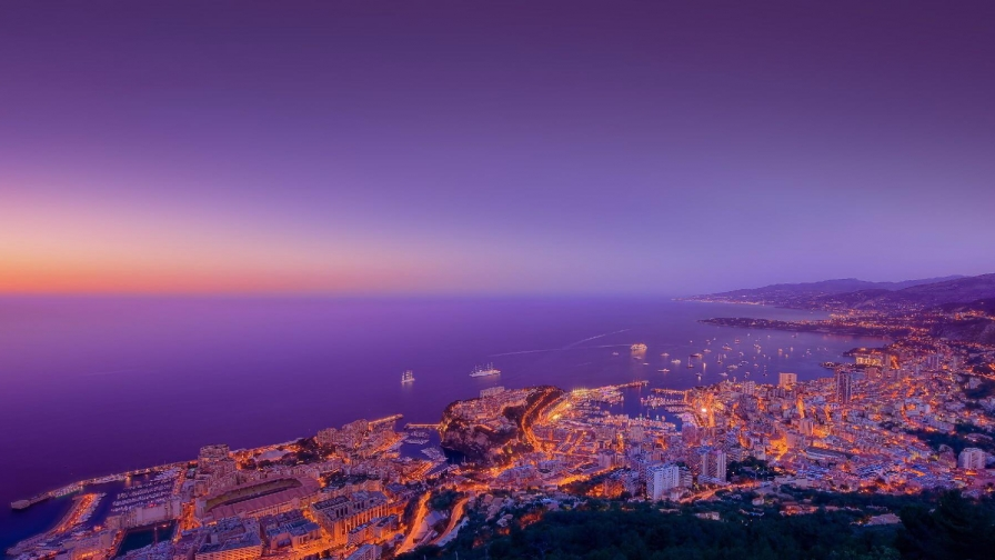 Beautiful Sights Of Monte Carlo HD Wallpaper 2