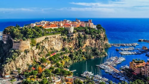 Beautiful Sights Of Monte Carlo HD Wallpaper 3