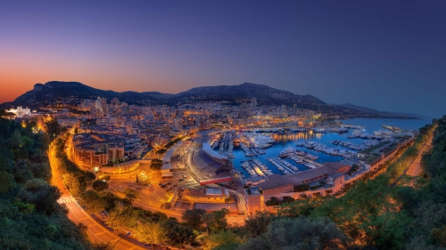 Beautiful Sights Of Monte Carlo HD Wallpaper 4