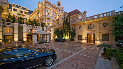 Beautiful Sights Of Monte Carlo HD Wallpaper 5