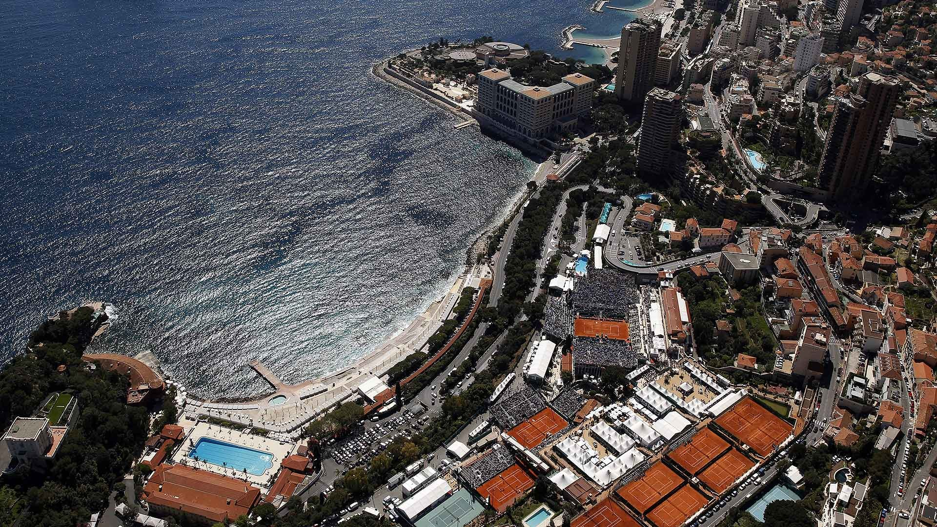 Beautiful Sights Of Monte Carlo HD Wallpaper 6