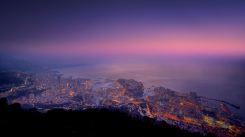 Beautiful Sights Of Monte Carlo HD Wallpaper 7