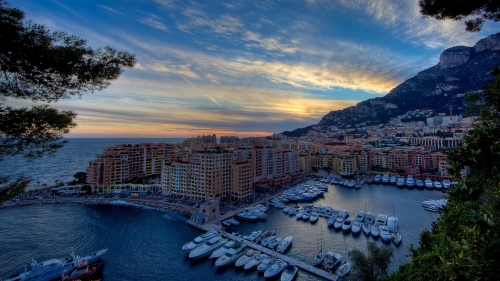 Beautiful Sights Of Monte Carlo HD Wallpaper 8