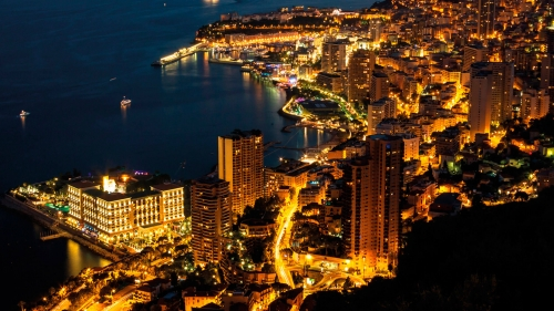 Beautiful Sights Of Monte Carlo HD Wallpaper 9