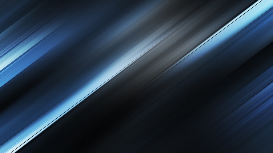 Blue And Black Bacground Abstract HD Wallpaper
