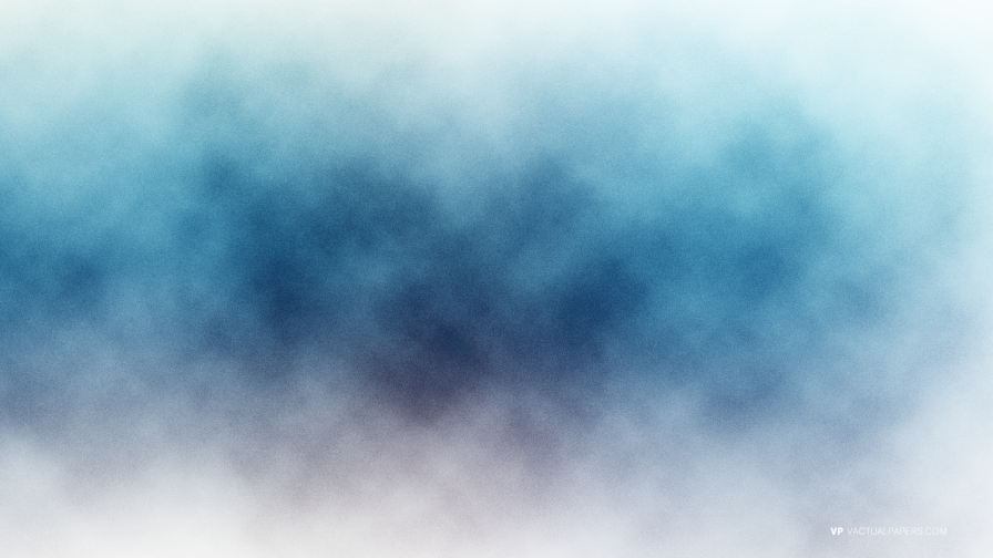 Blurry Background  With Textured Clouds HD Wallpaper No.009