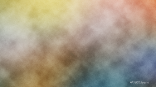 Blurry Background  With Textured Clouds HD Wallpaper No.057