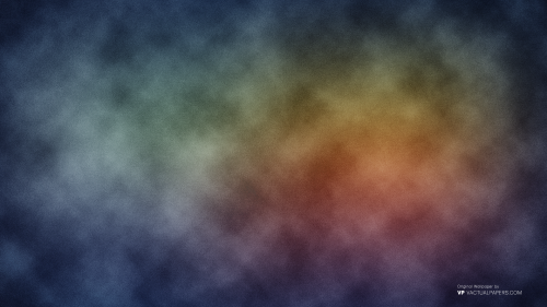 Blurry Background  With Textured Clouds HD Wallpaper No.087