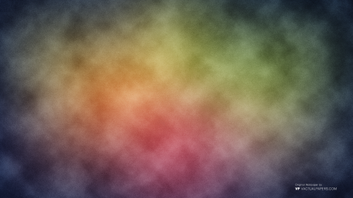 Blurry Background  With Textured Clouds HD Wallpaper No.101