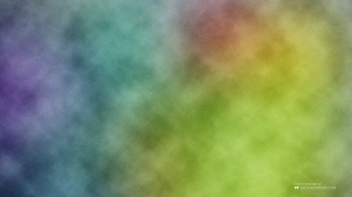 Blurry Background  With Textured Clouds HD Wallpaper No.109