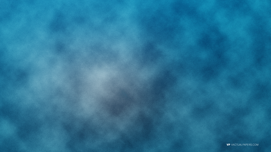 Blurry Background  With Textured Clouds HD Wallpaper No.112