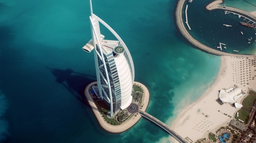 Burj Al Arab Dubai UAE HD Wallpaper 11