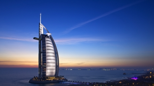 Burj Al Arab Dubai UAE HD Wallpaper 12