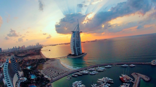 Burj Al Arab Dubai UAE HD Wallpaper 13