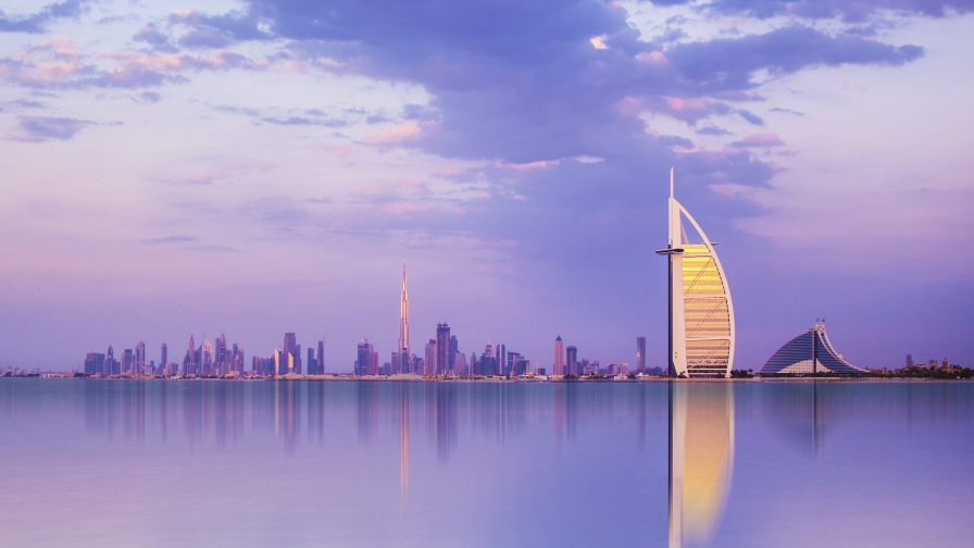 Burj Al Arab Dubai UAE HD Wallpaper 14