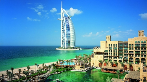 Burj Al Arab Dubai UAE HD Wallpaper 15