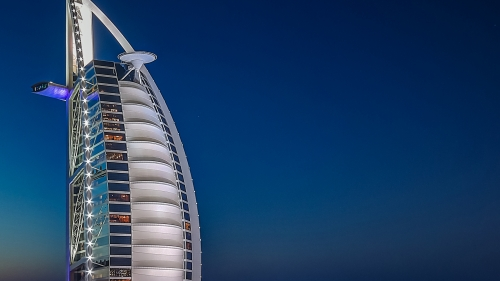 Burj Al Arab Dubai UAE HD Wallpaper 16