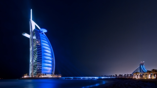 Burj Al Arab Dubai UAE HD Wallpaper 17