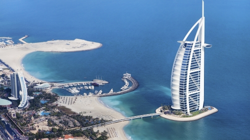 Burj Al Arab Dubai UAE HD Wallpaper 18
